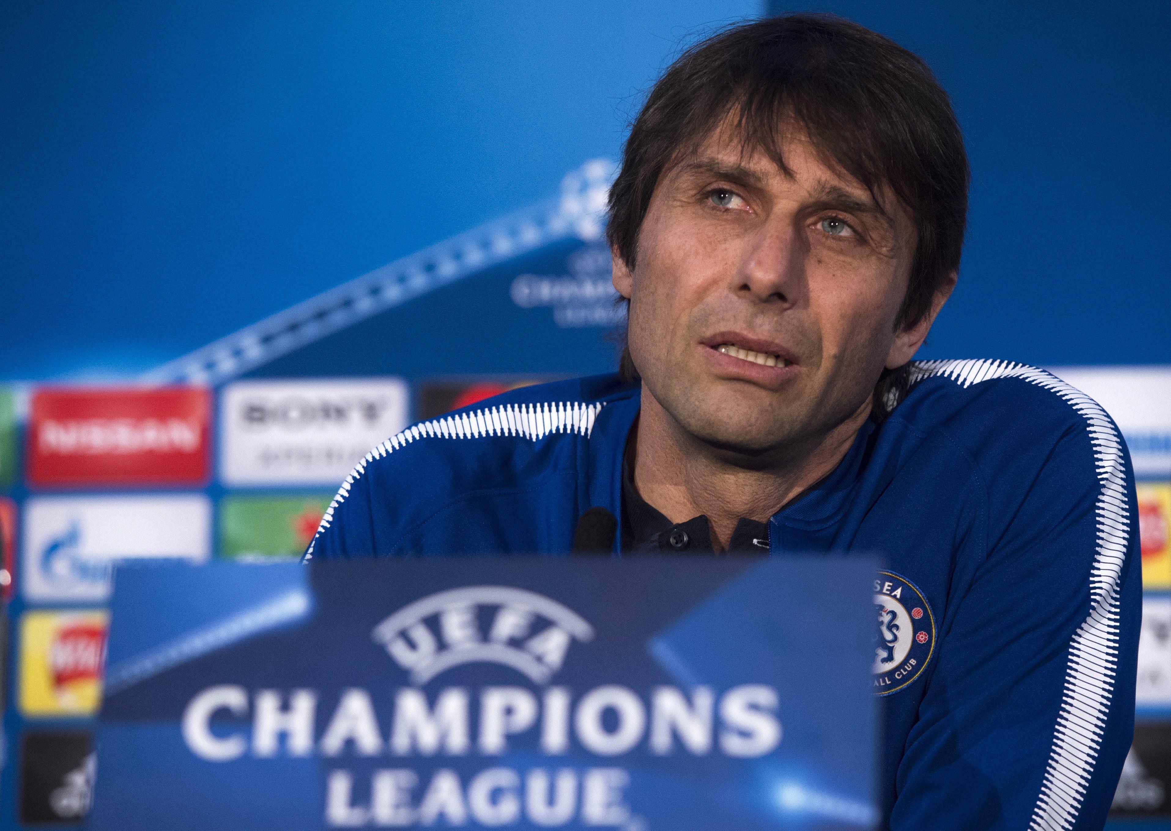 Conte demandará al Chelsea. Foto: EFE