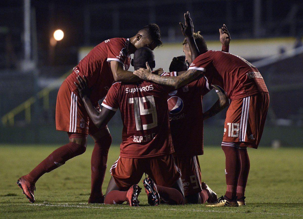 El conjunto colombiano se impuso en Argentina.