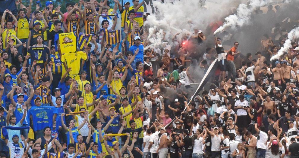 Auriazules y franjeados quieren copar el Feliciano Cáceres.