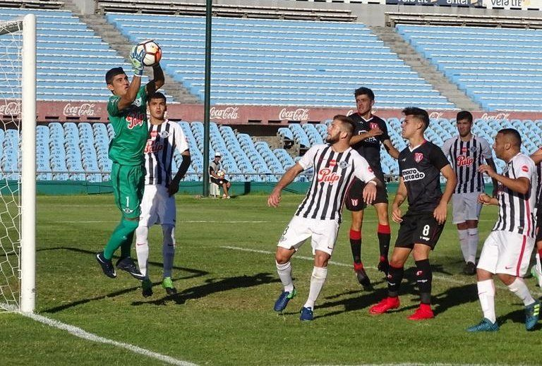 Libertad empató en la segunda jornada contra River Plate. Foto: Gentileza