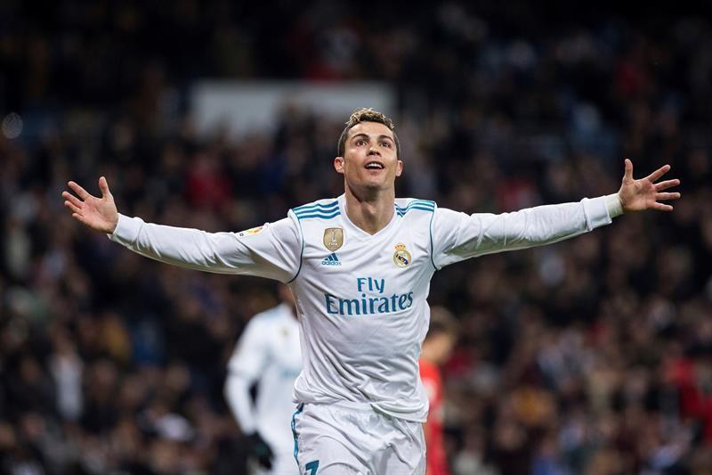 Cristiano Ronaldo cambia Madrid por Turín. Foto: EFE