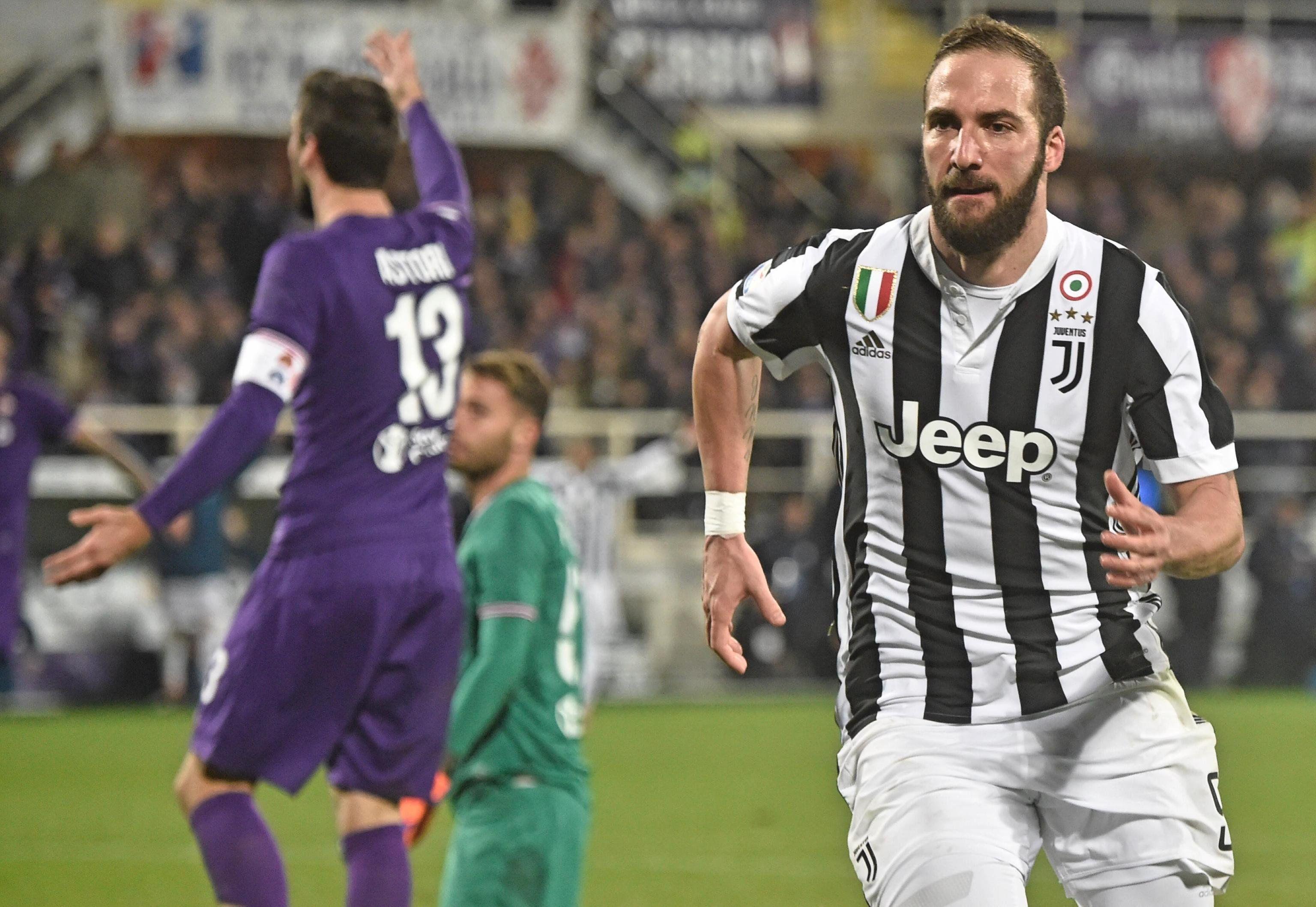 Juventus ganó y escaló. Foto: EFE.