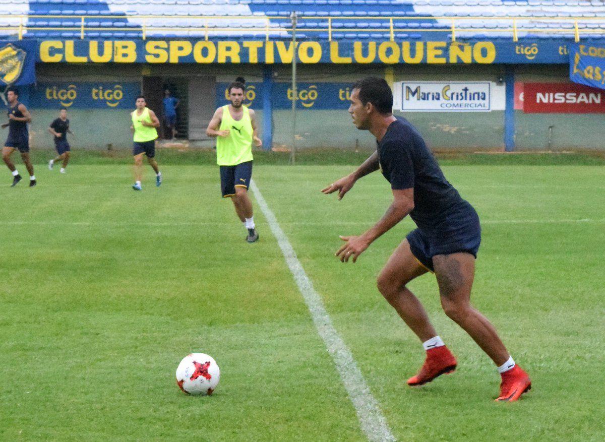 Sergio Vergara firmará por Olimpia. Foto:@SpLuquenOficial