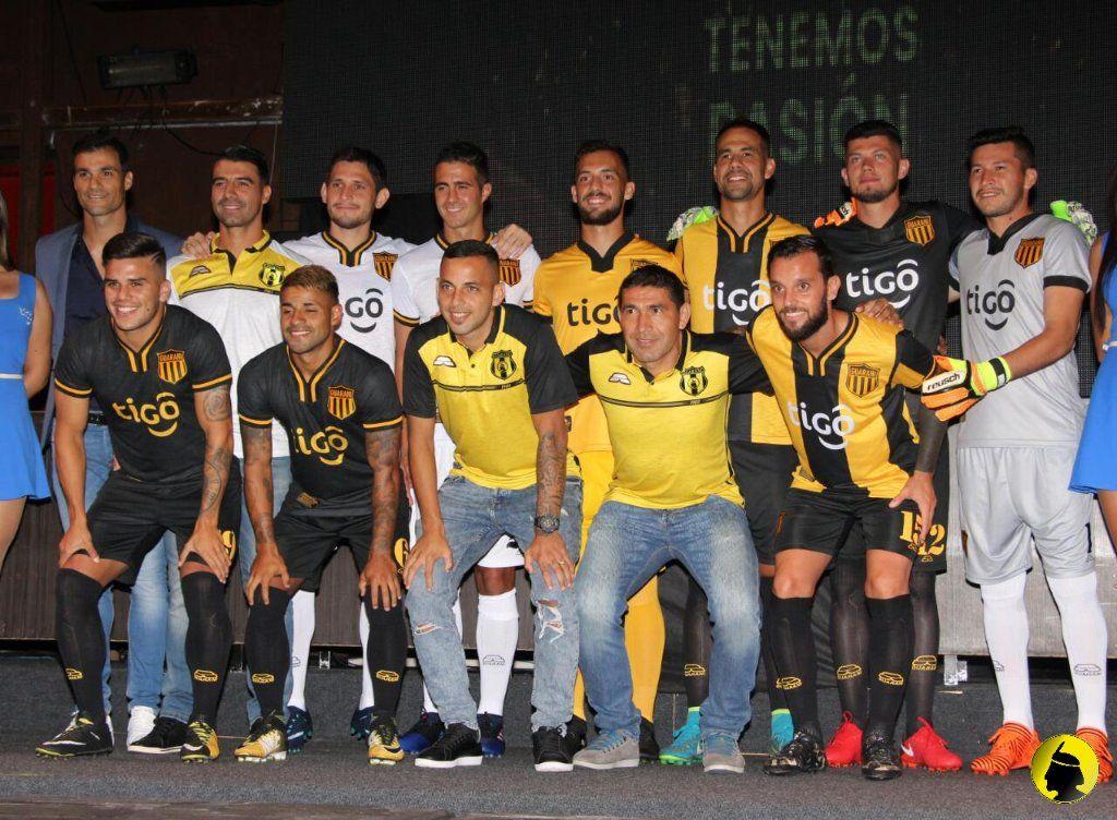 Excelente iniciativa y presentación del Legendario. Foto: Prensa - Guaraní