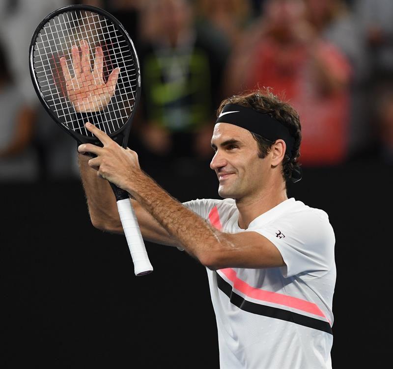 Federer vuelve a ser el número 1. Foto: EFE