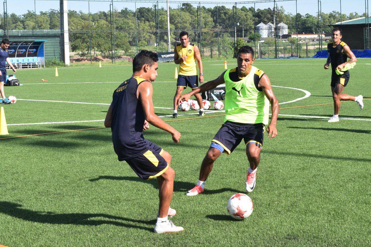 Luqueño prepara debut copero ante el Deportivo Cuenca. Foto:@SpLuquenOficial