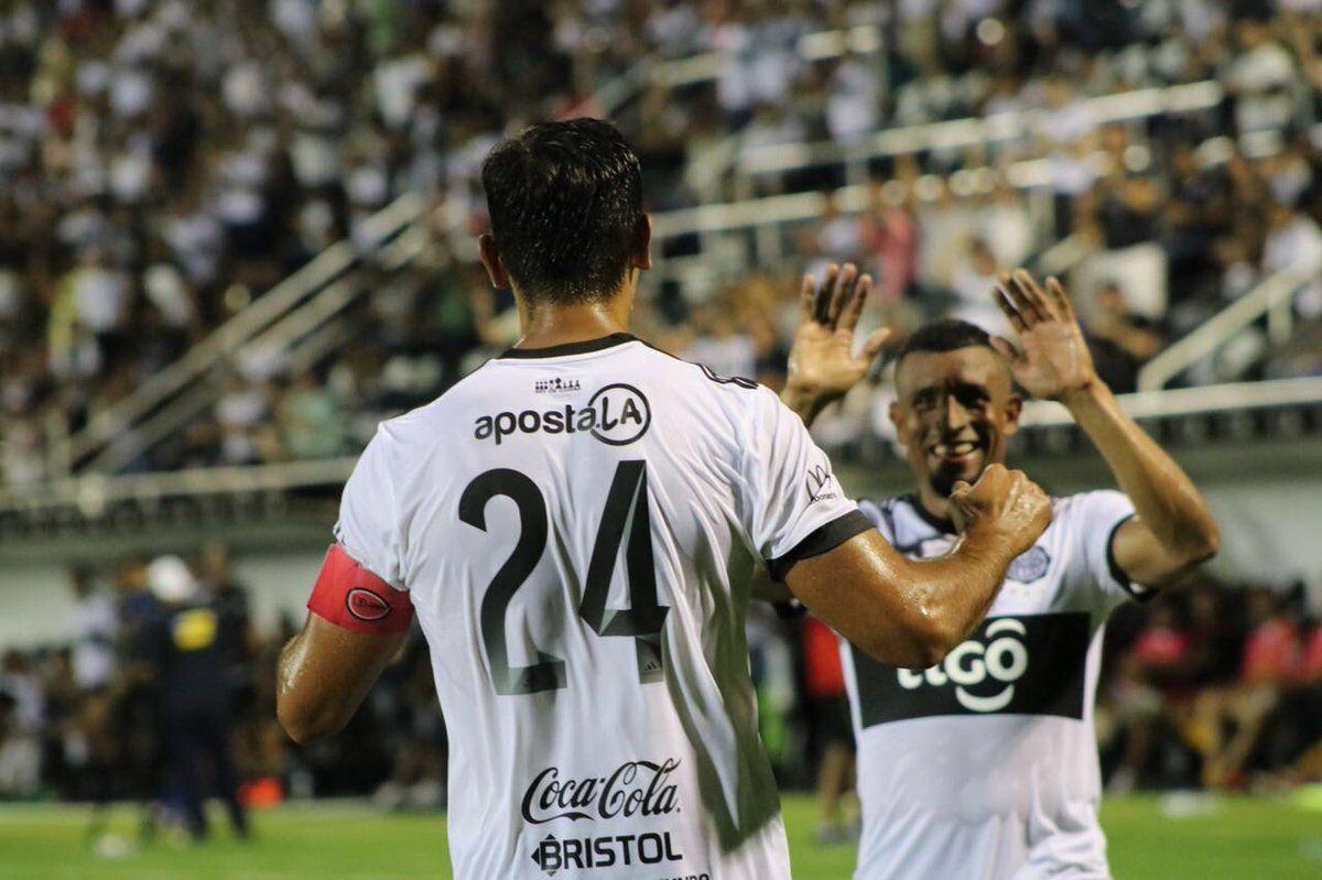 Roque podría comandar el ataque franjeado. Foto: @elClubOlimpia