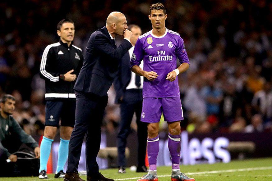 8cf3510460 Zidane  No veo a un Real Madrid sin Cristiano Ronaldo. Foto  img01. Zidane