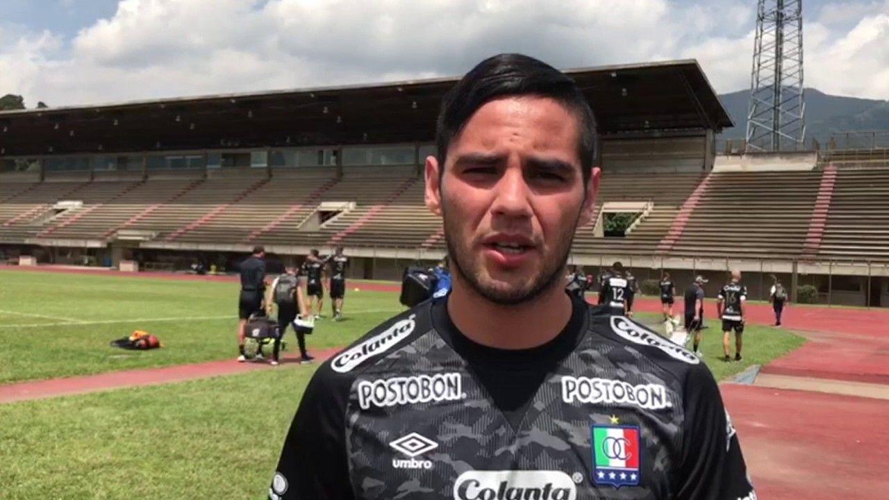 Acosta Rojas jugará en Cerro. Foto: Once Caldas
