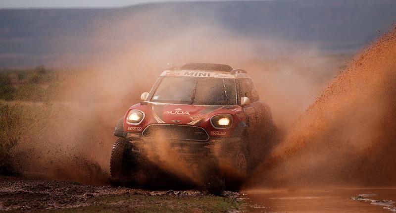 La etapa 9 del Dakar fue cancelada. Foto: EFE