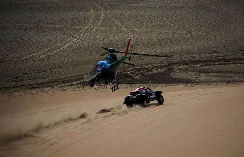 El Dakar 2019 se correrá íntegramente en Perú. Foto: EFE