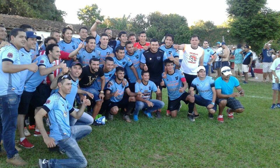Caazapeña venció a Concepcionera. Foto: Archivo - Liga Caazapeña