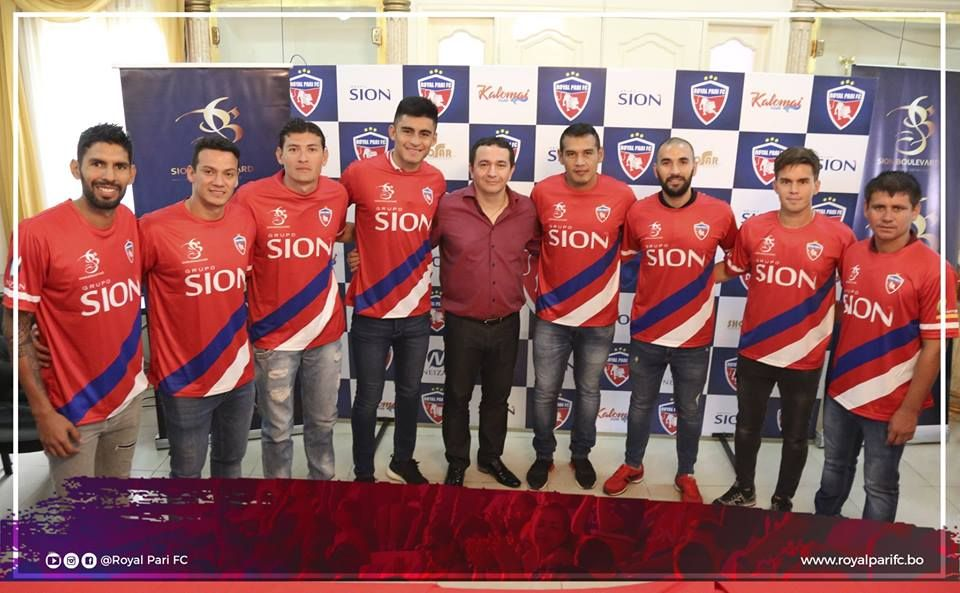 El Teto es uno de los 8 refuerzos del club recién ascendido. Foto: Gentileza