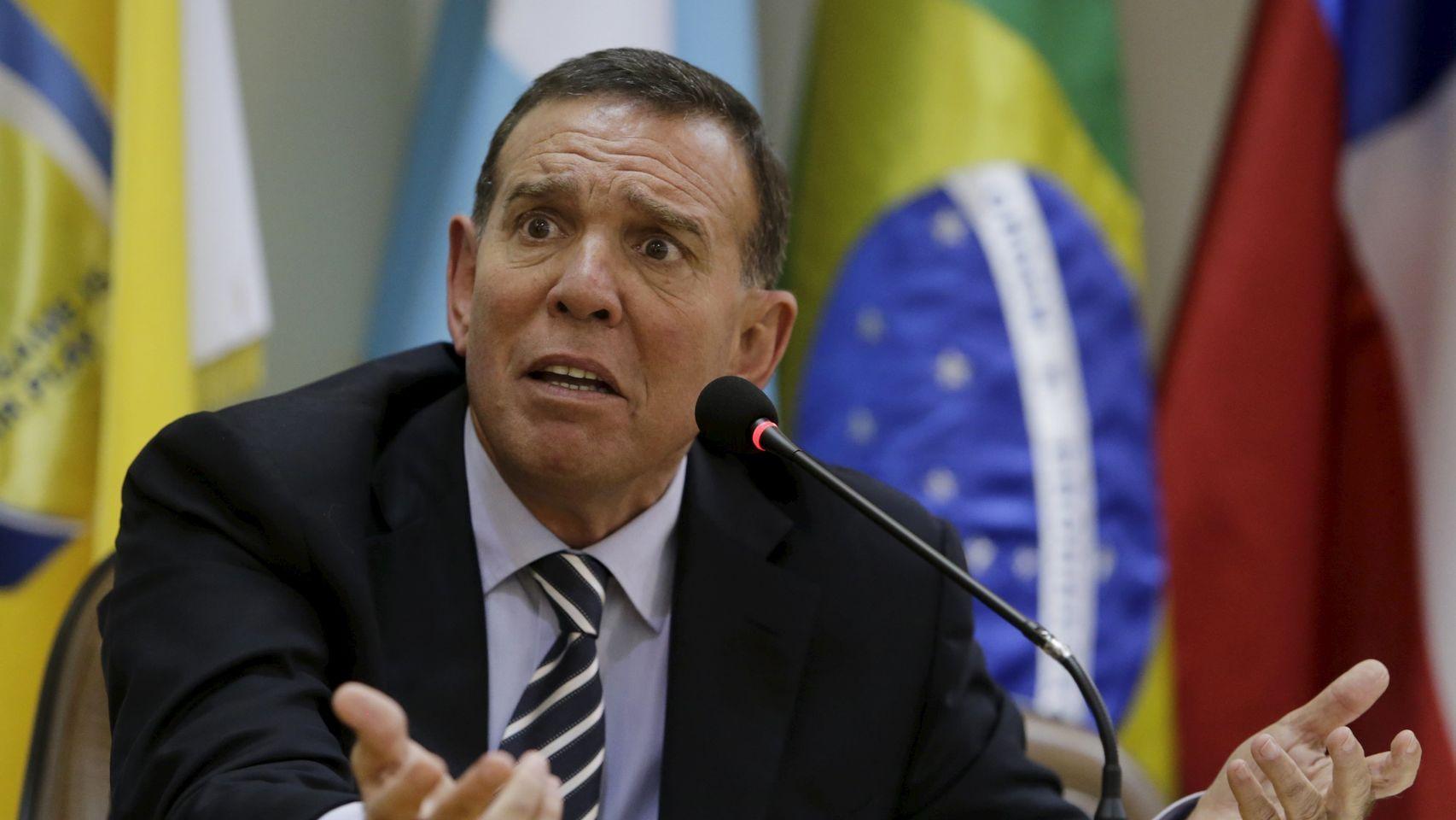 El paraguayo fue hallado culpable. Foto: Archivo