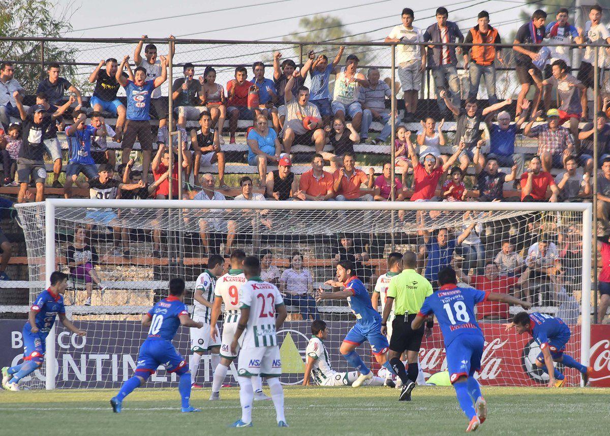 Independiente queda en Primera División. Foto: Prensa APF