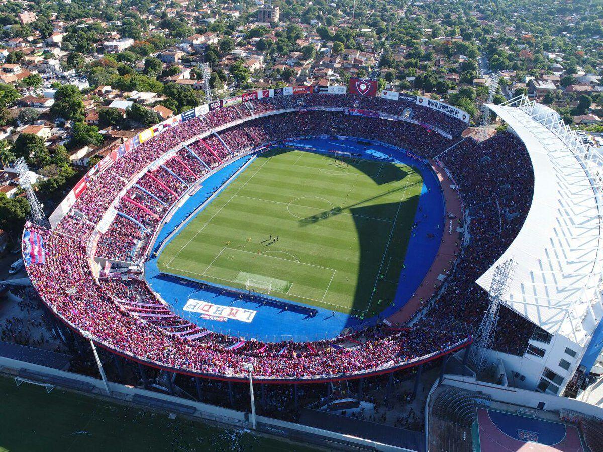 En este 2018 se podría disputar un clásico en La Nueva Olla.
