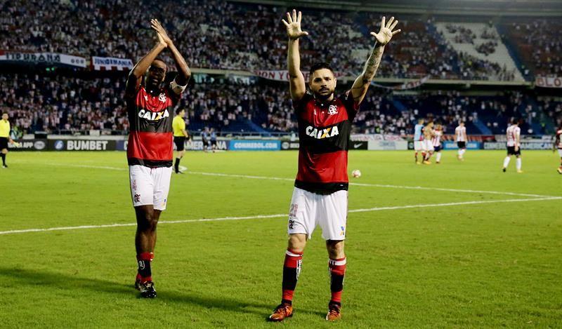 Flamengo jugará sin público ante River Plate. Foto: EFE