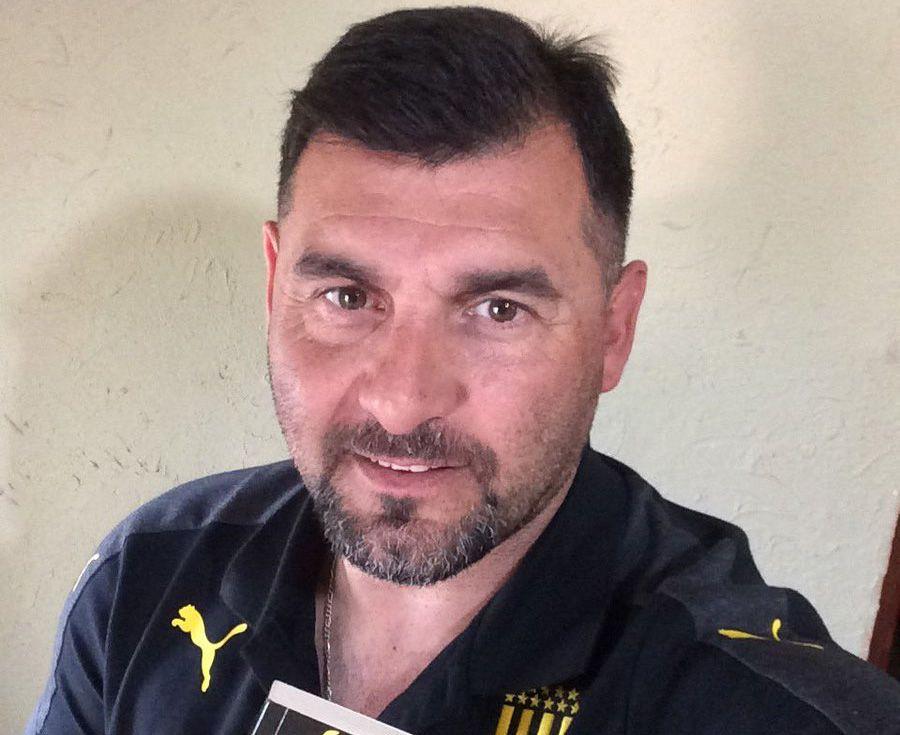 Martín García entrenará a Real España. Foto:montevideo.com.uy