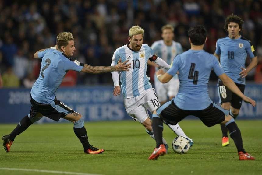 Messi lidera la lista de Argentina. Foto: Ole.com