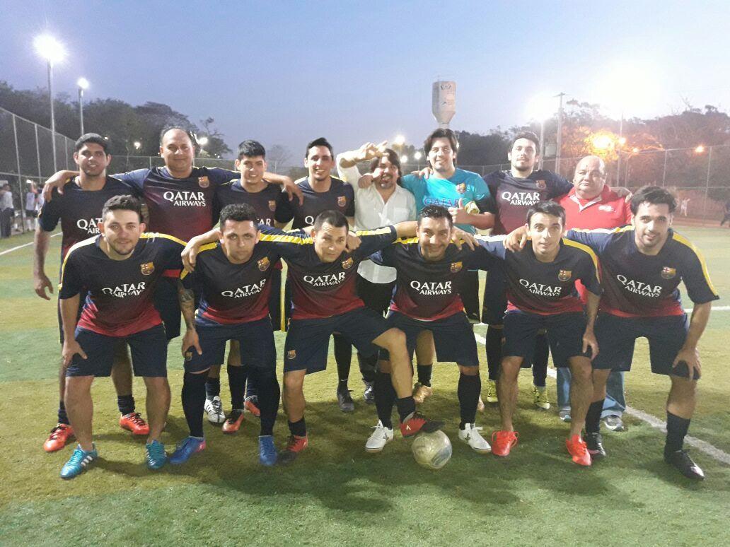 Va por el título.Senavitat jugará la final del torneo Interinstitucional 2017. Foto: Gentileza