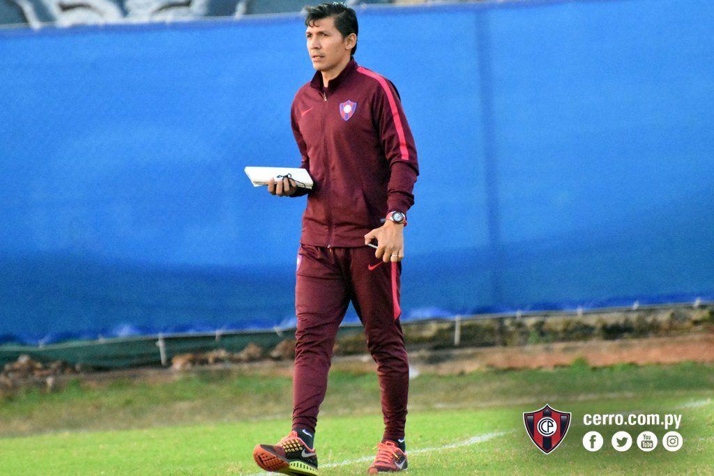 Fotografía cedida por el club Cerro Porteño.