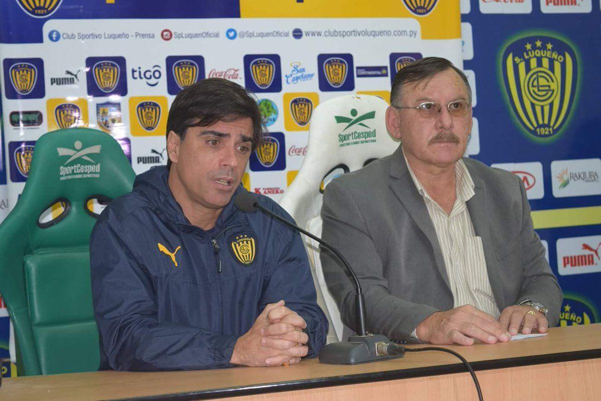 Foto: Sportivo Luqueño - Prensa