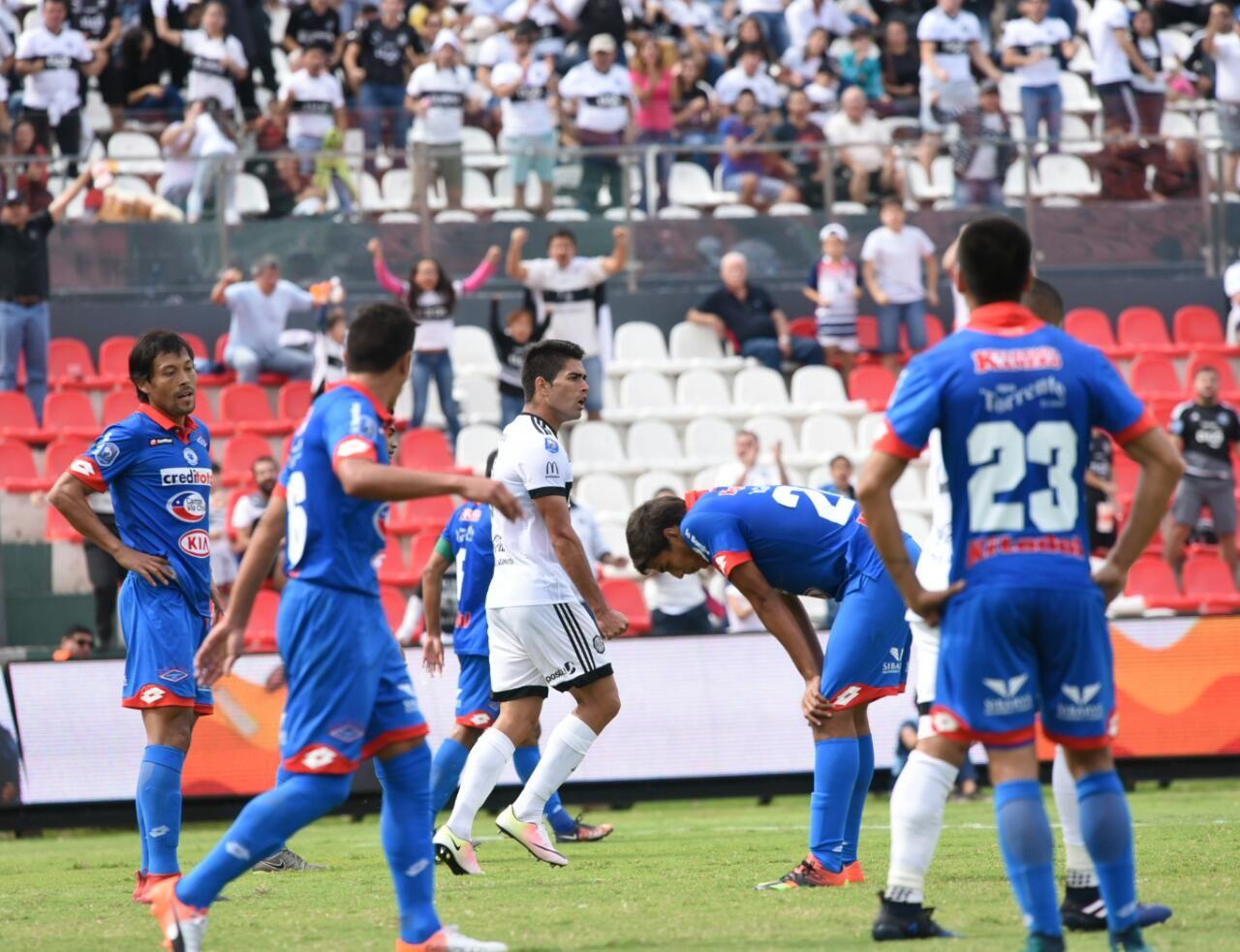 Olimpia e Independiente cerrarán la primera fecha del Apertura. Foto: Raúl Cañete-Última Hora