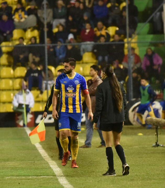 Mario Ricardo tiene todo para ser de Primera. Foto: Dardo Ramírez / Última Hora