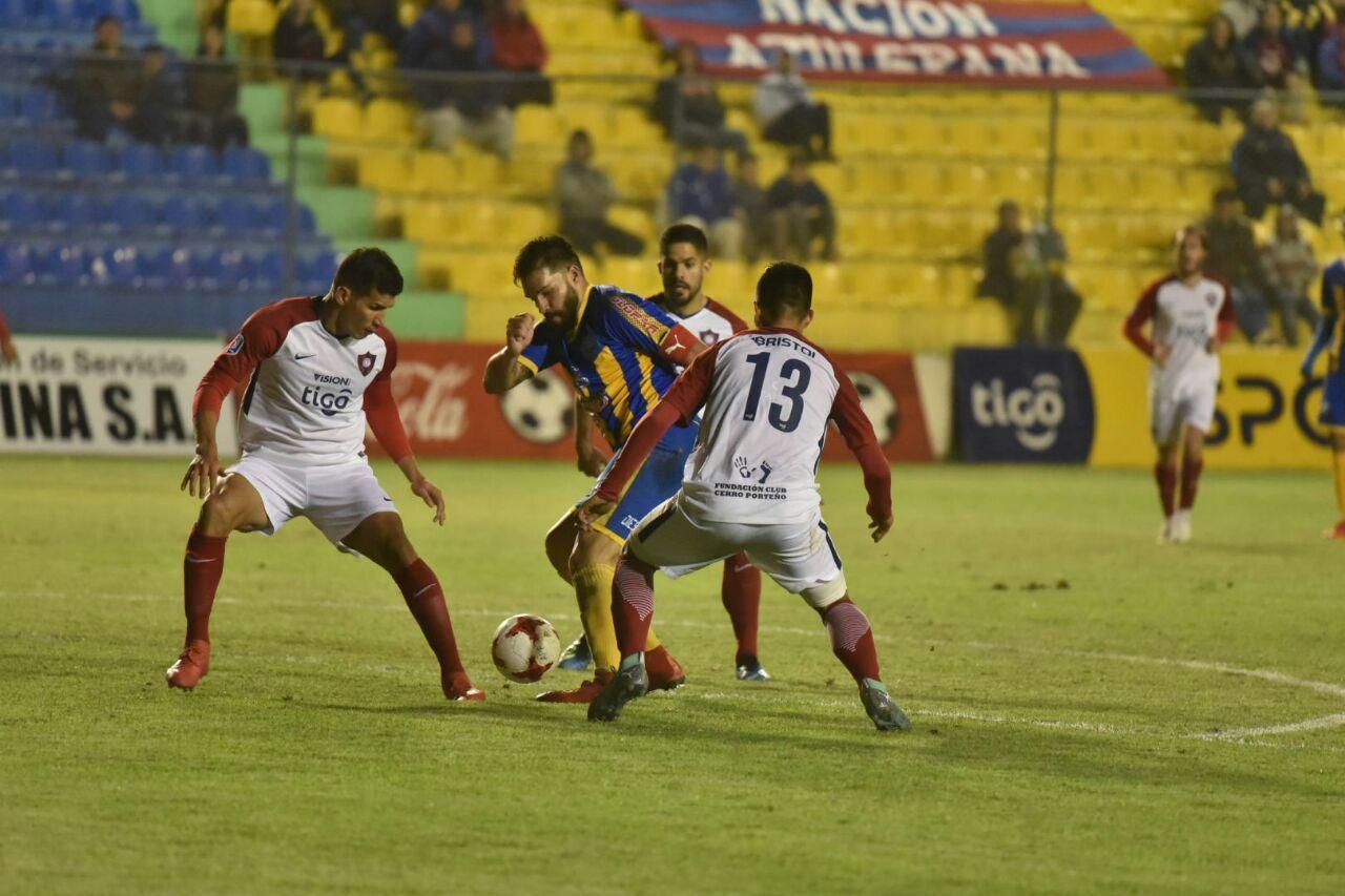 Mario Ricardo, el hombre del momento en el fútbol paraguayo