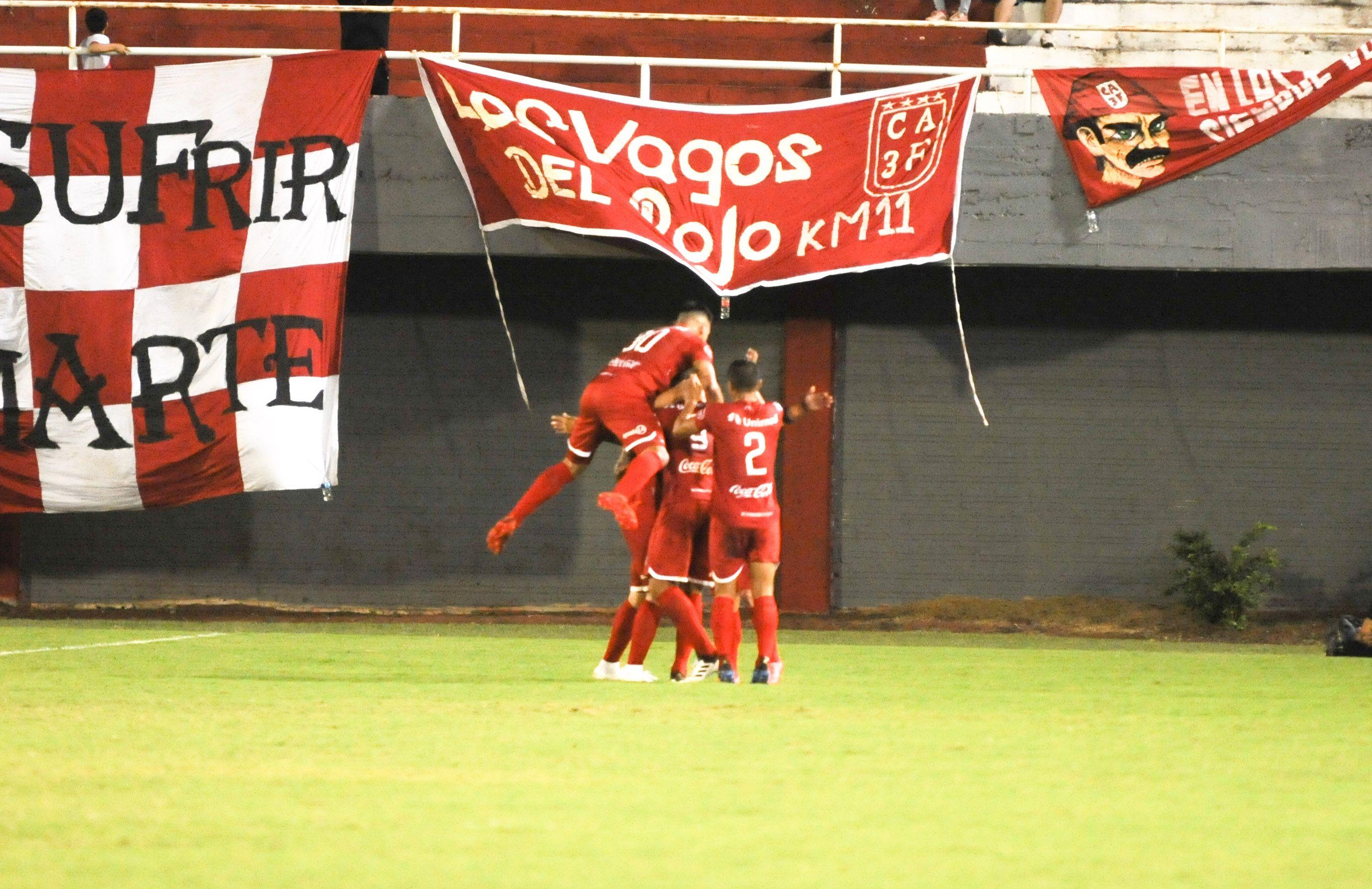 El 3 llega de un empate ante General Díaz. Foto: Wilson Ferreira