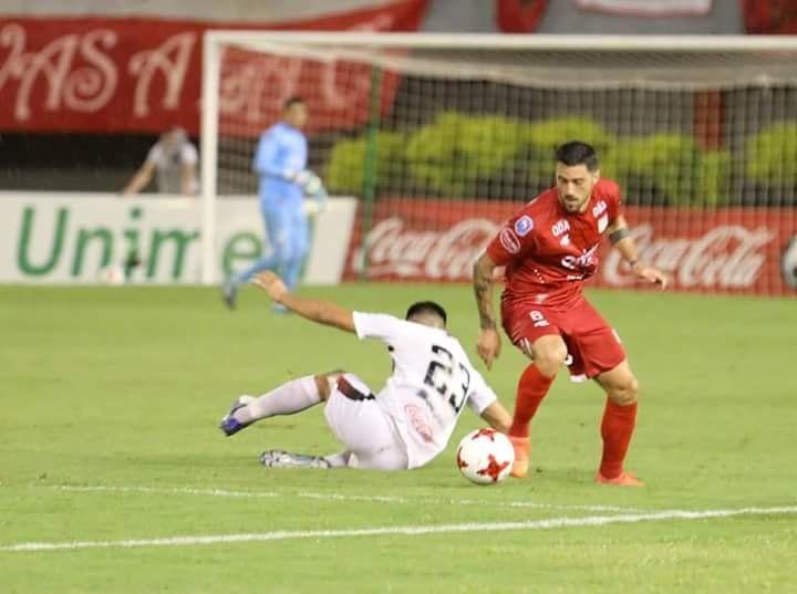 El Rojo recibe a las Águilas. Foto: Prensa 3 de Febrero