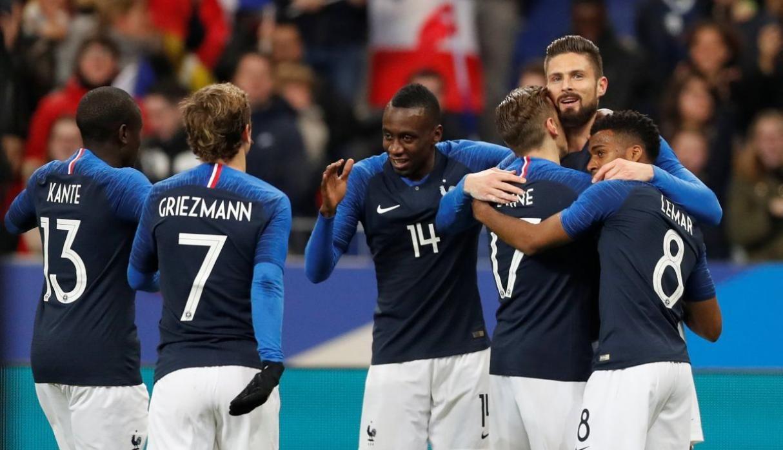 Francia buscará arrancar con el pie derecho.