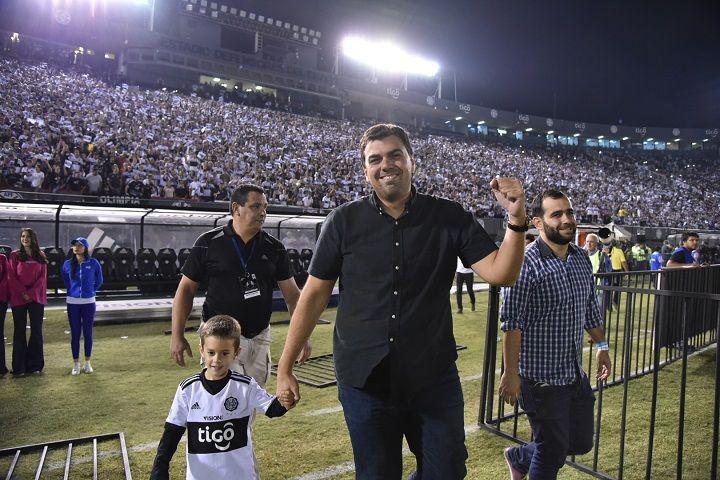 Trovato: Olimpia el club con mayor poderío económico de Paraguay