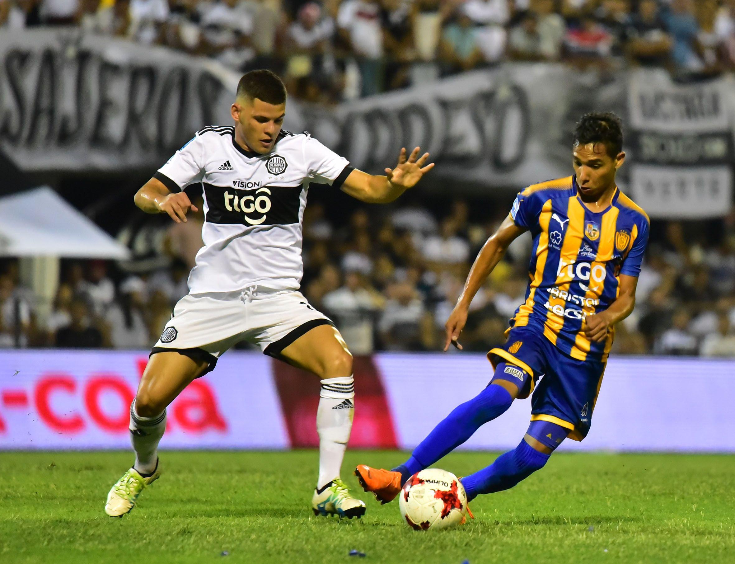 Sánchez espera aprovechar la oportunidad en la Selección. Foto: Última Hora.