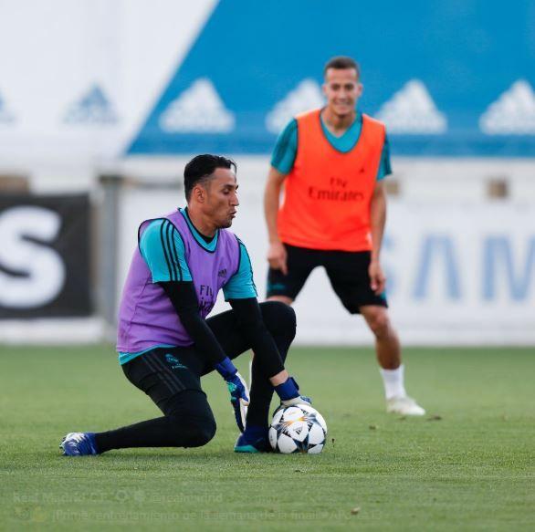 El Real Madrid buscará sumar otra Orejona en Kiev. Foto: @RealMadrid