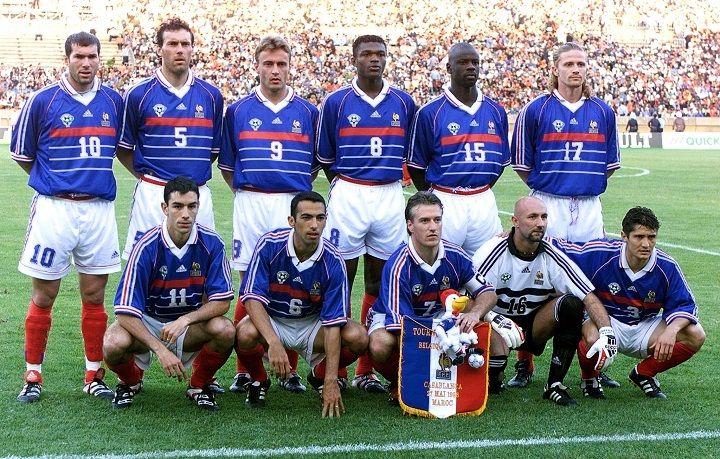 Escándalo relacionado con el Mundial de Francia 98. Foto: Archivo