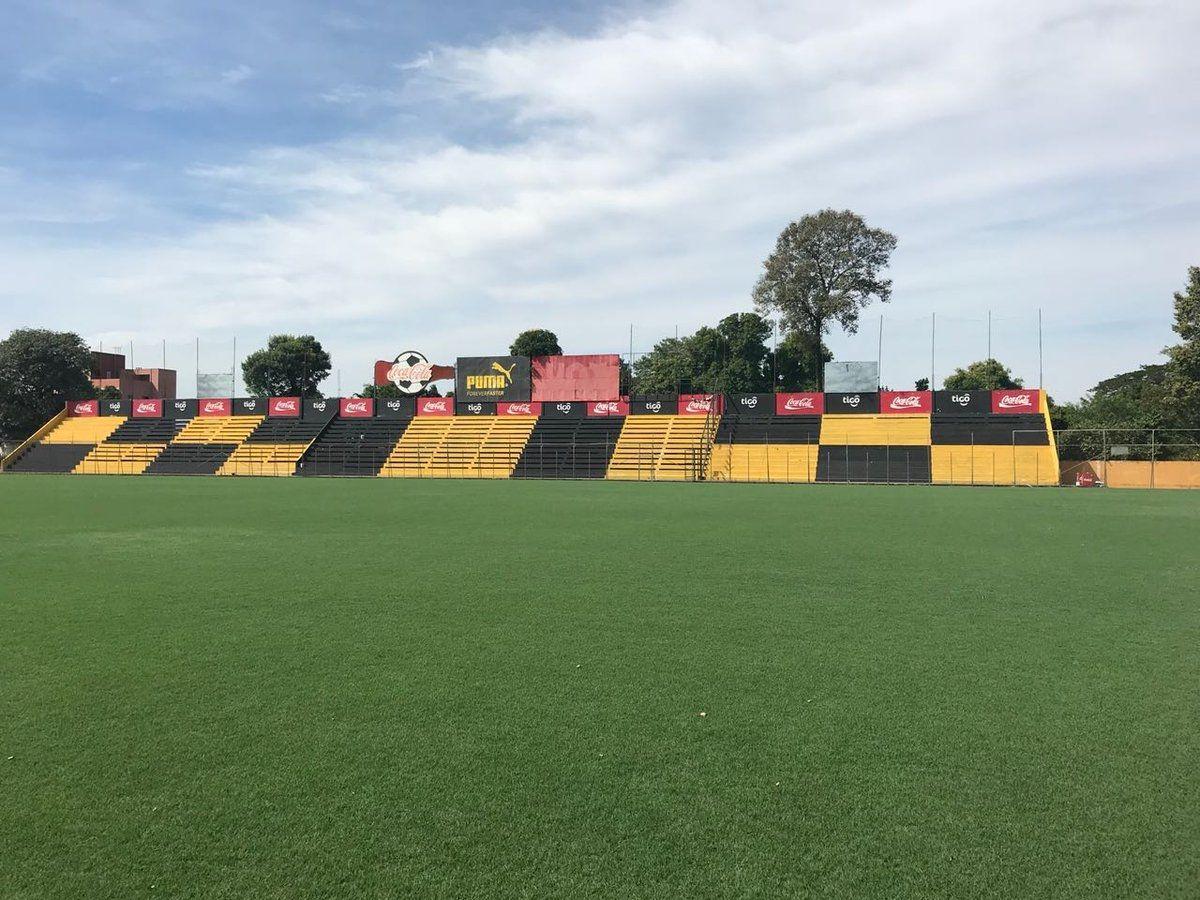 El Rogelio Livieres será remodelado. Foto: Última Hora