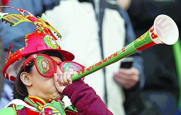 Volverán las vuvuzelas al Mundial. Foto: Archivo
