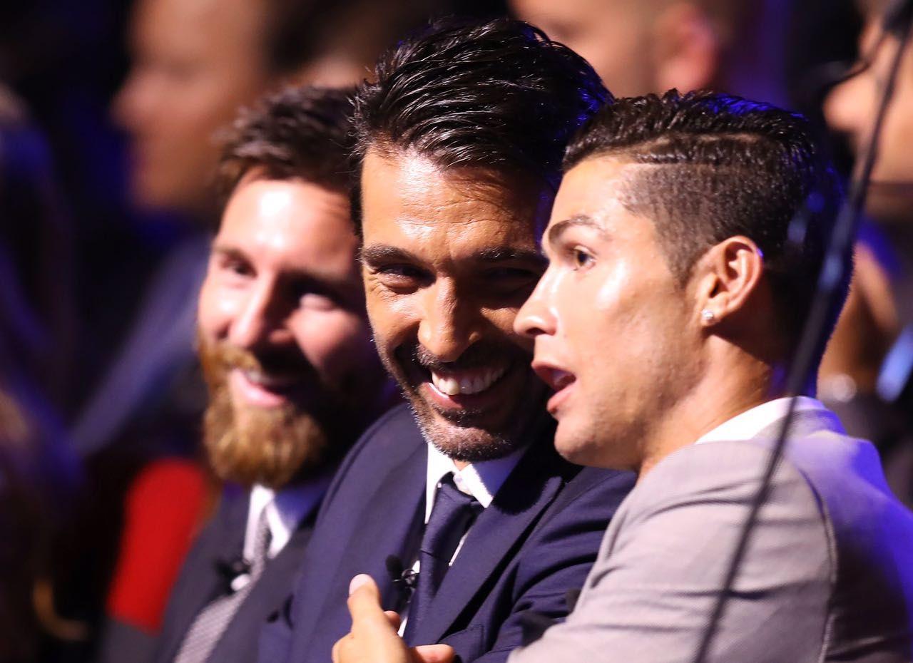 Buffon: ¿Messi o Cristiano? Son diferentes