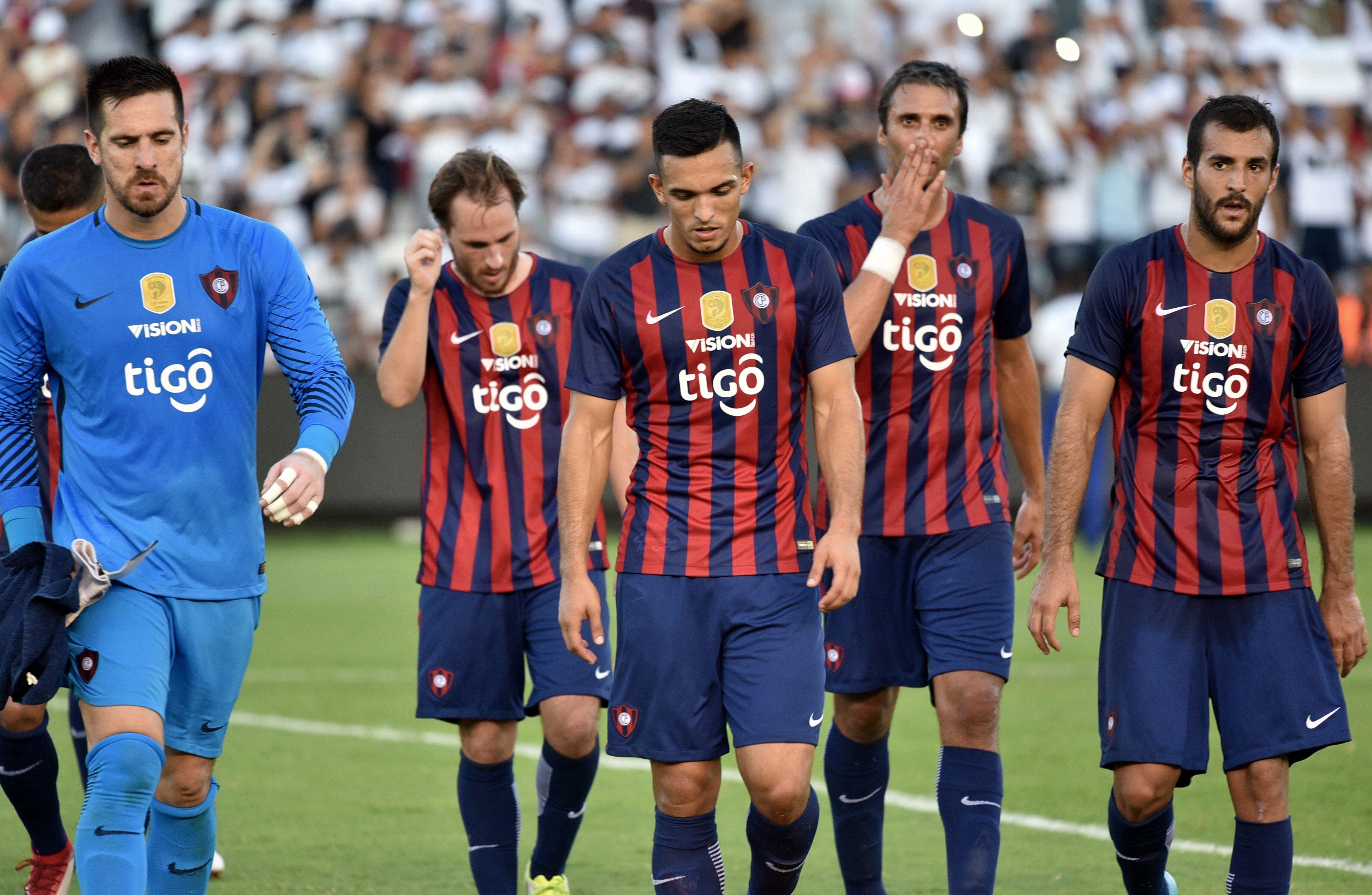 Zubeldía deberá buscar variantes en el equipo. Foto: Sergio Daniel Riveros