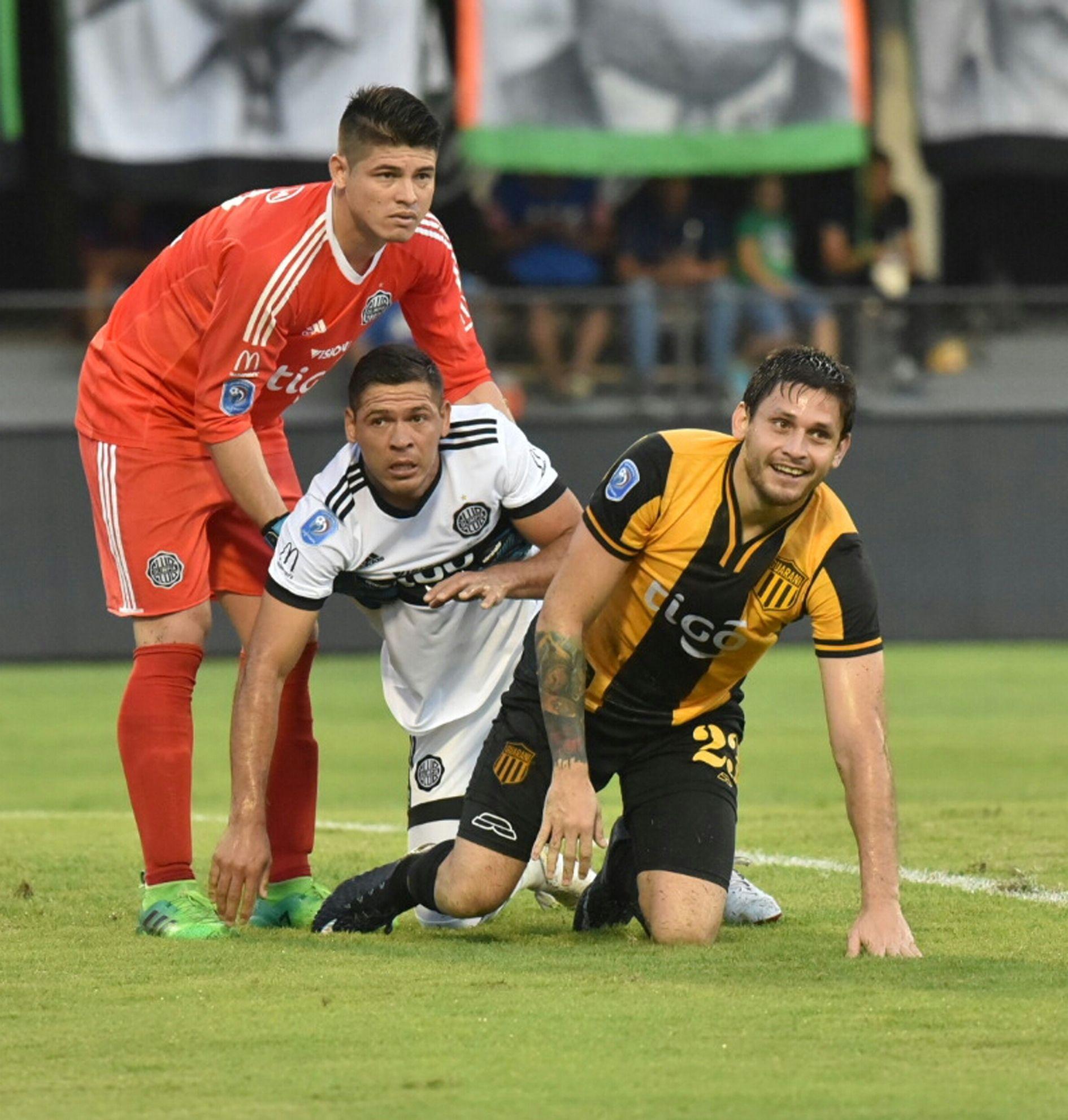 Alfredo Aguilar espera que el equipo siga creciendo. Foto: Última Hora