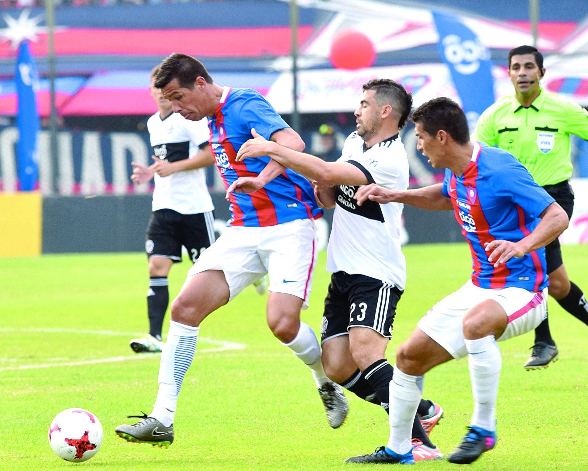 El Clásico se disputará en la fecha 6. Foto: Última Hora.