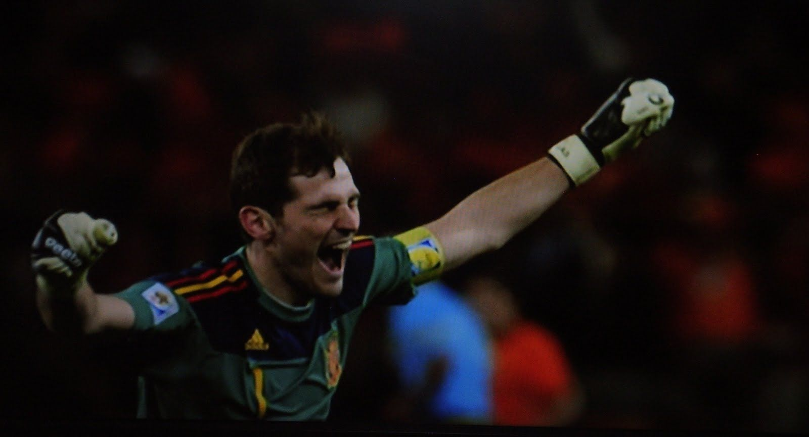 Para Iker Casillas