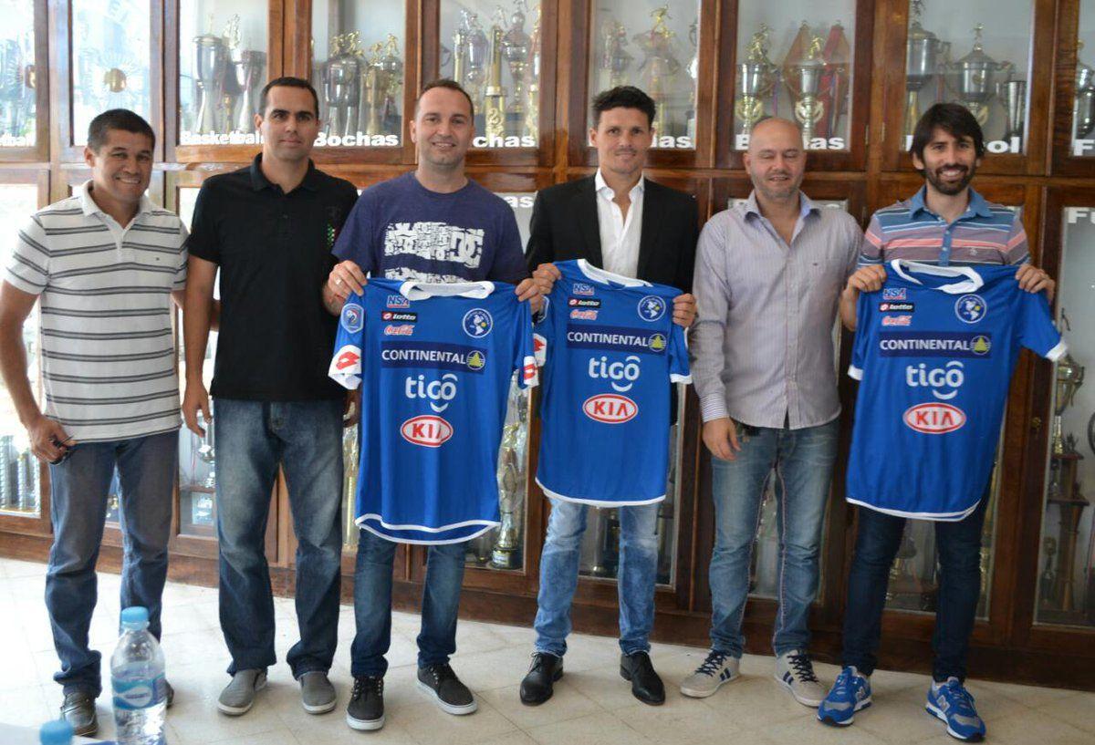 Fernando Ortiz puede tener su segundo ciclo en la Villa. Foto: Prensa Sol