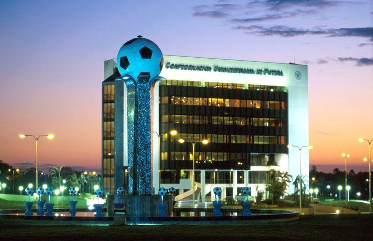Conmebol: USD 128 millones desviados. Foto: Conmebol.com
