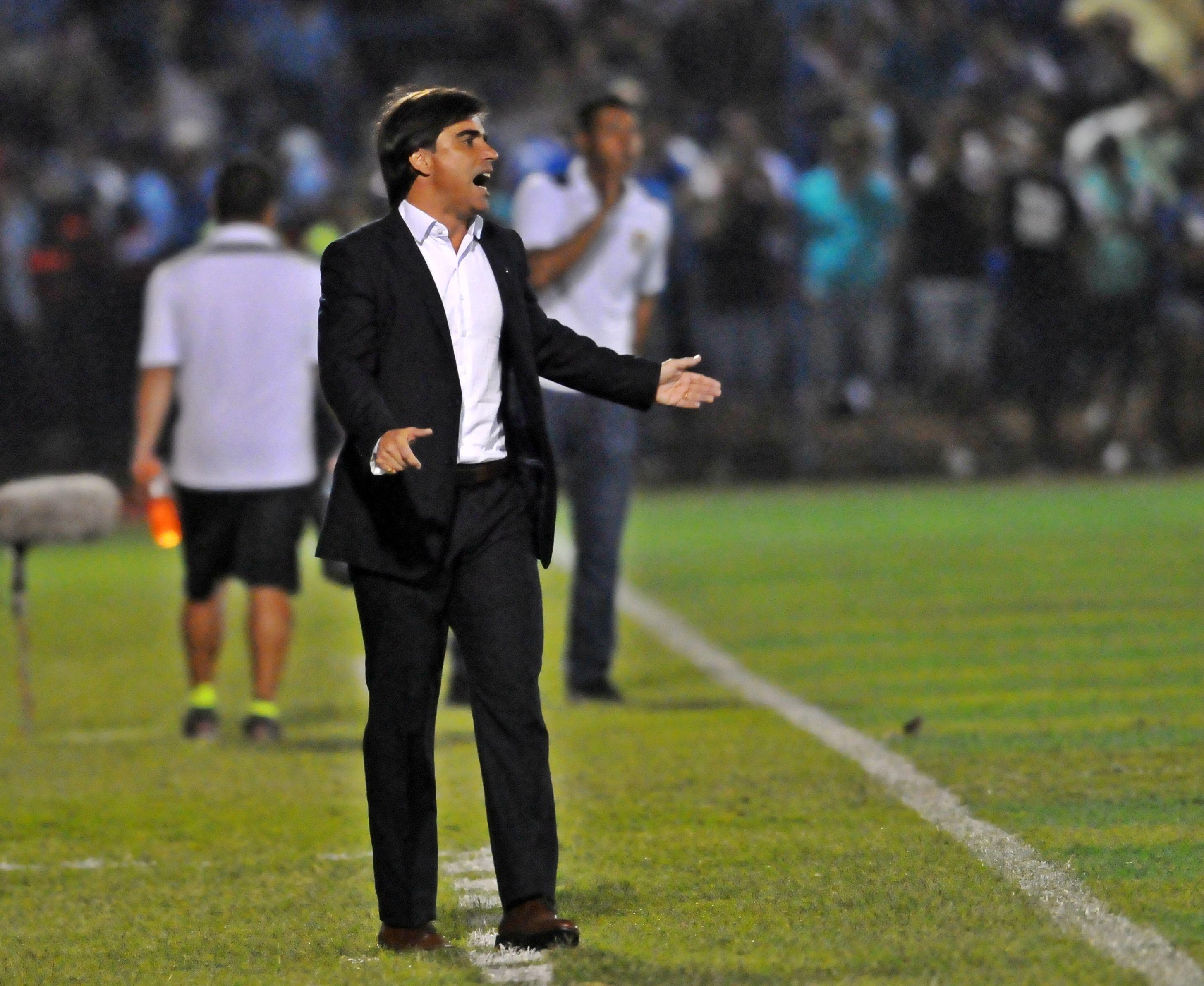 Sanguinetti es nuevo entrenador de Luqueño. Foto: Última Hora