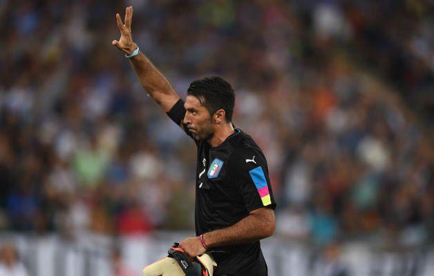 Buffon se quedó sin Mundial. Foto: Goal.com