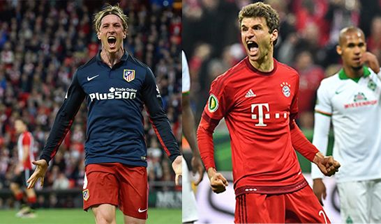 d8308ffc00 Atlético-Bayern, dos estilos cara a cara y una revancha | Champions ...