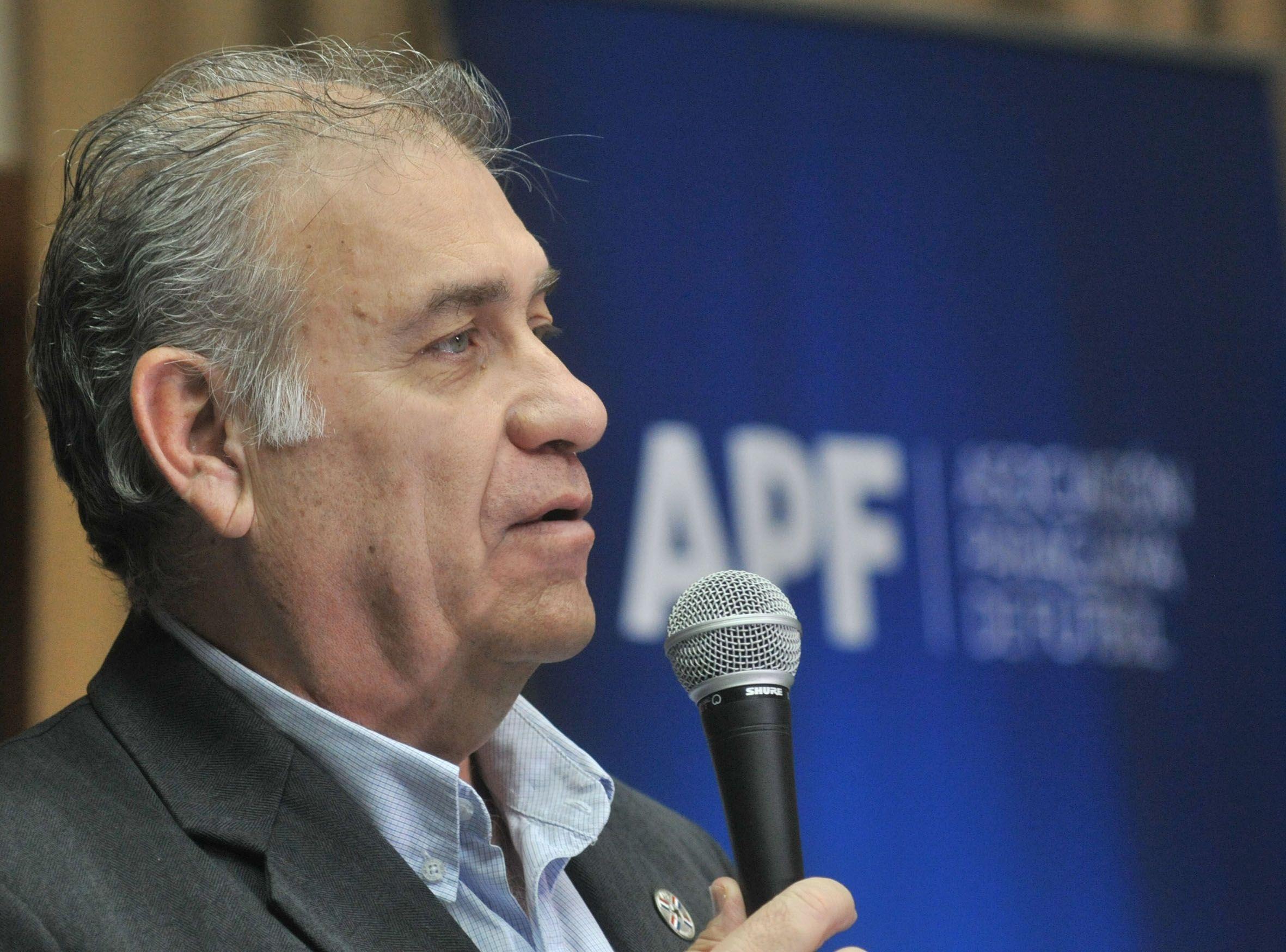 TAS rechazó apelación de González Daher ante FIFA. Foto: Última Hora