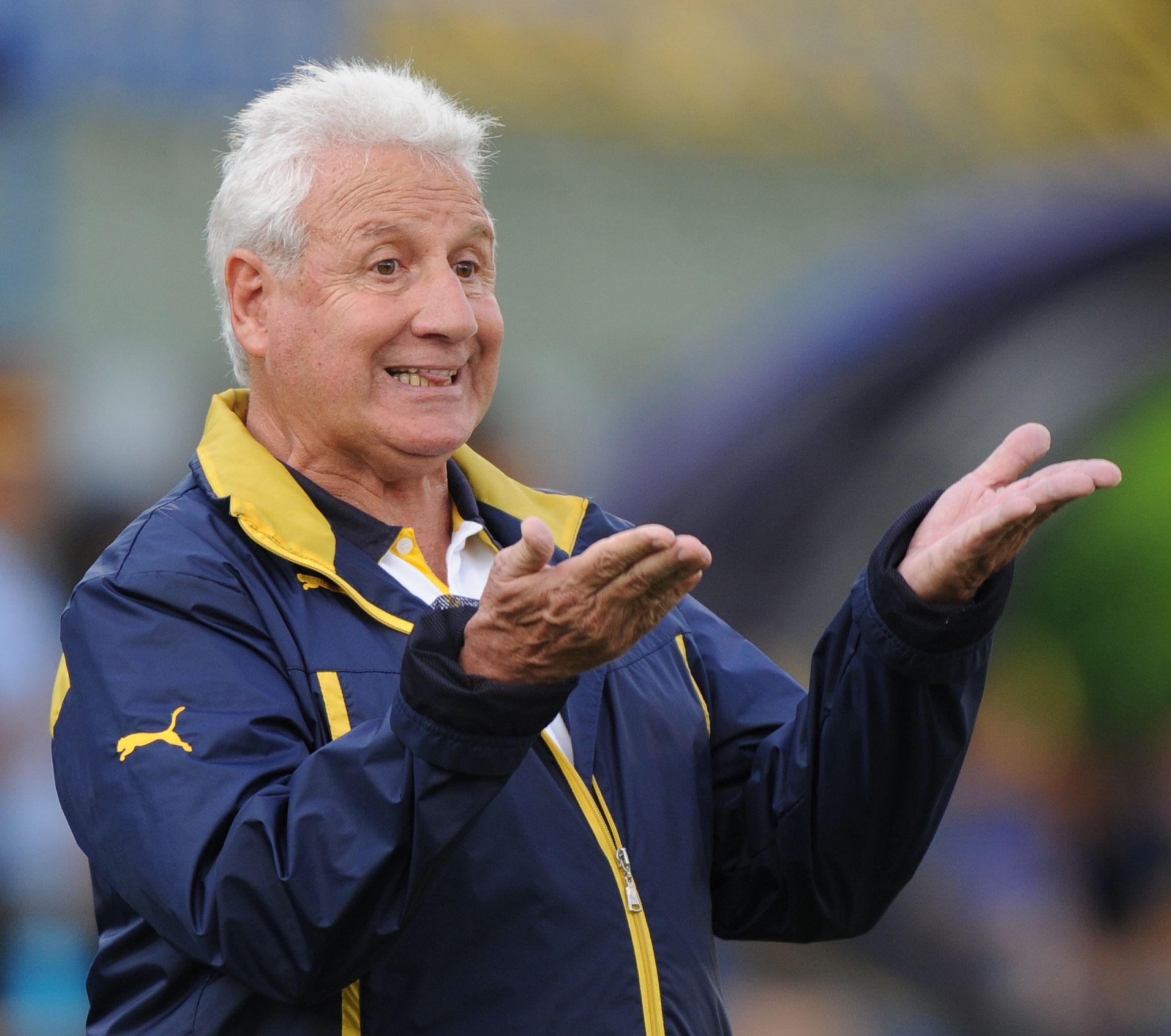 Eduardo Rivera es nuevo entrenador de Libertad. Foto: Última Hora